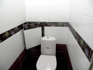 Лючок для туалета
