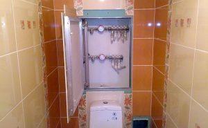 дверки в туалет