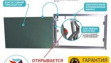 Заказать дверцу поразмеру для скрытого доступа кинженерным коммуникациям
